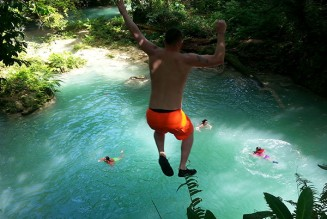 Dunns River & Blue Hole from Ocho Rios