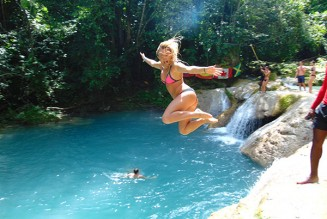 Dunns River & Blue Hole from Montego Bay Hotels